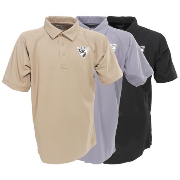 DSG Coldblack Short Sleeve Polo