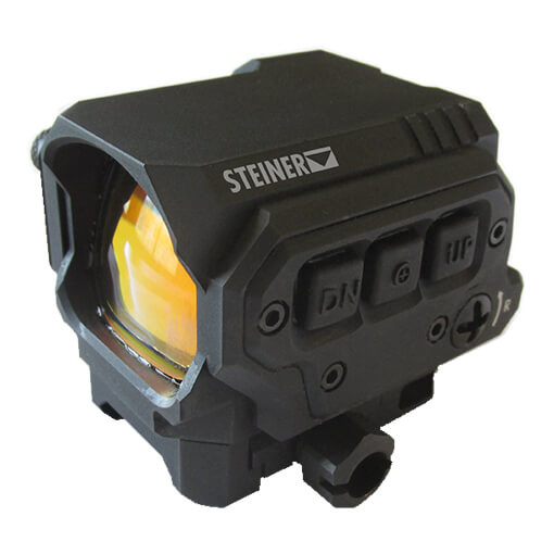 Steiner R1X Reflex Sight w/ Thumbscrew Mount
