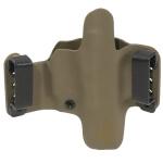 HR Vertical Holster FN 509 Left Hand - E2 Tan