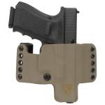 HR Vertical Holster Glock 19/23/32 Right Hand - E2 Tan