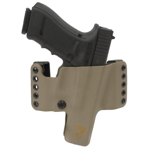 HR Holster Glock 17/22/31/47 Right Hand - E2 Tan
