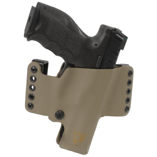 HR Holster HK VP9 Right Hand - E2 Tan