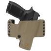 HR Holster SIG P320C/P320 SUB Right Hand - E2 Tan
