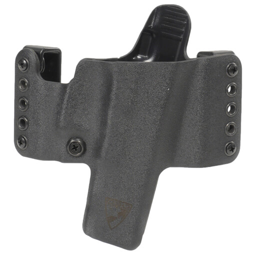 HR Holster S&W M&P Shield Right Hand - Black