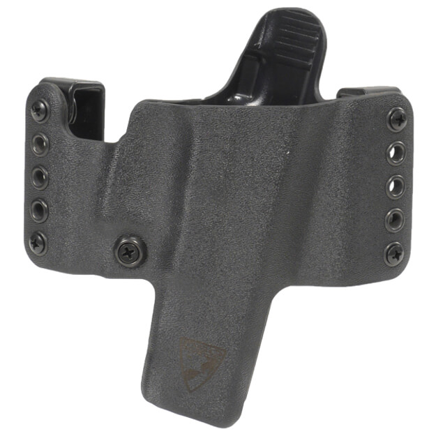 "HR Holster 1911 5"" w/Rail Right Hand - Black"
