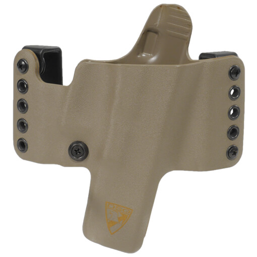 "HR Holster 1911 3"" Right Hand - E2 Tan"