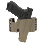 HR Holster Glock 20/21 Right Hand - E2 Tan