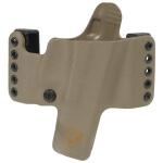 HR Holster Glock 34/35 Right Hand - E2 Tan