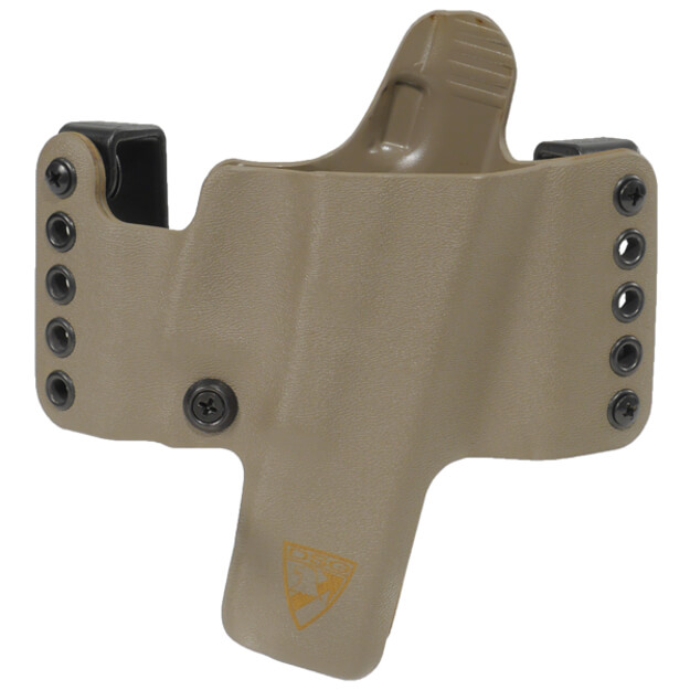 HR Holster Glock 43 Right Hand - E2 Tan