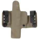 HR Vertical Holster Glock 17/22/31/47 Right Hand - E2 Tan