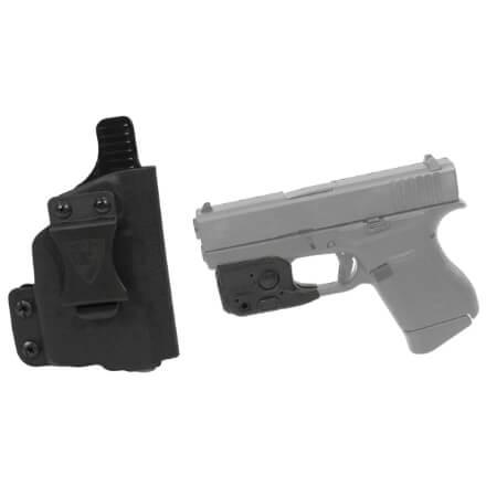 DSG CDC Glock 43 RH BLK includes Streamlight TLR-6 w/ Laser Glock 42/43 Tactical Light - Black