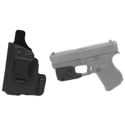 DSG CDC Glock 43 LH BLK includes Streamlight TLR-6 w/ Laser Glock 42/43 Tactical Light - Black