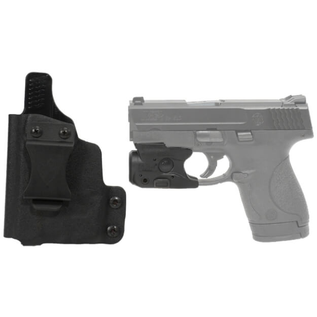 DSG CDC S&W M&P Shield Holster LH BLK includes Streamlight TLR-6 Tactical Light