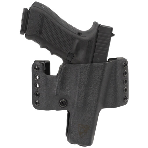 HR Holster Glock 17/22/31/47 Right Hand - Black
