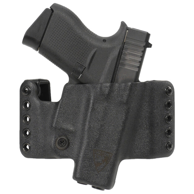 HR Holster Glock 43 Right Hand - Black