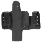 HR Vertical Holster Glock 17/22/31/47 Right Hand - Black