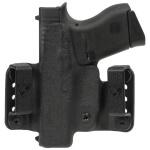 HR Vertical Holster Glock 43 Right Hand - Black