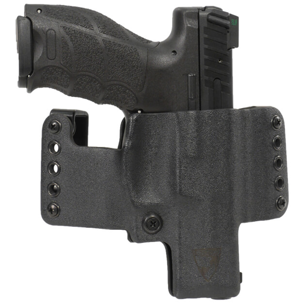 HR Vertical Holster HK VP9 Right Hand - Black