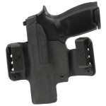 HR Vertical Holster SIG P320C/P320 SUB Right Hand - Black