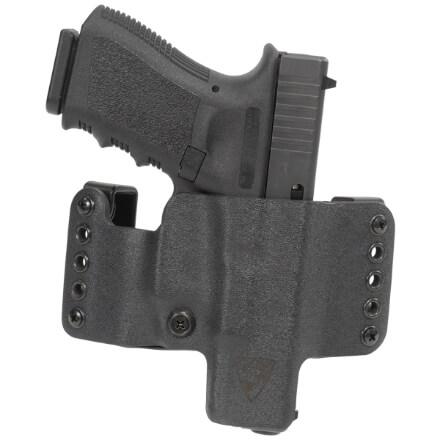 HR Vertical Holster Glock 19/23/32 Right Hand - Black
