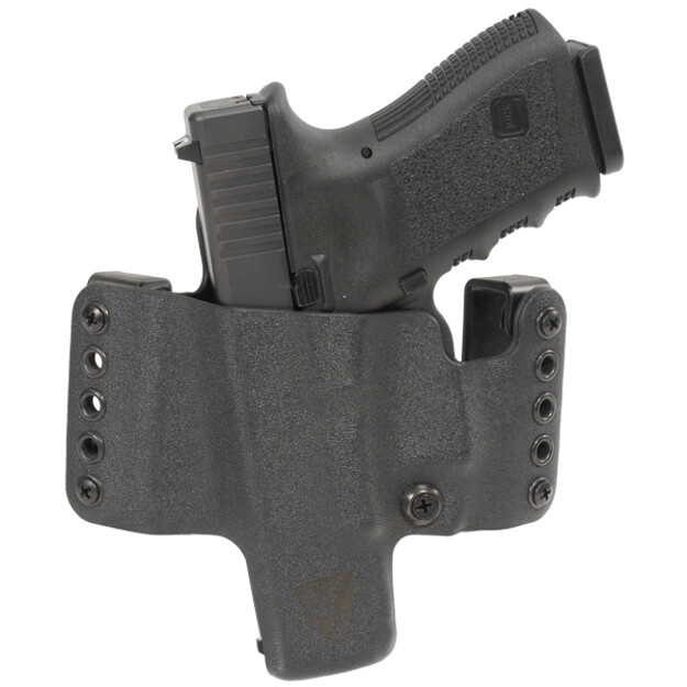 HR Holster Glock 19/23/32 Left Hand - Black
