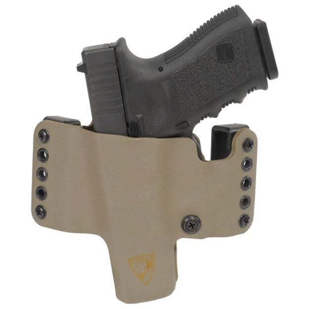 HR Holster Glock 19/23/32 Left Hand - E2 Tan