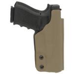 CDC Holster Glock 19/23/32 Left Hand - E2 Tan