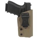 CDC Holster Glock 19/23/32 Right Hand - E2 Tan