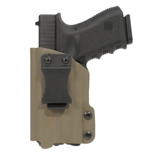 CDC Holster Glock 19/23/32 w/ XC1 Left Hand - E2 Tan