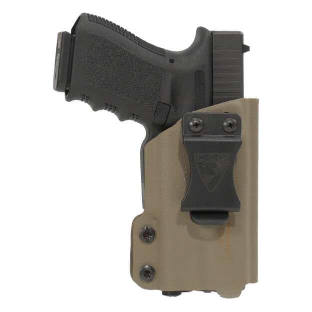CDC Holster Glock 19/23/32 w/ XC1 Right Hand - E2 Tan