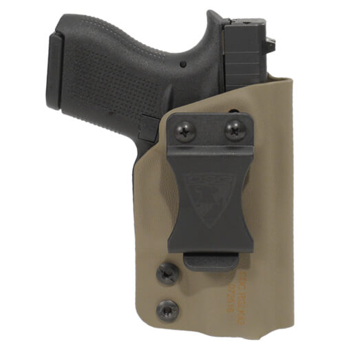 CDC Holster Glock 42 Right Hand - E2 Tan