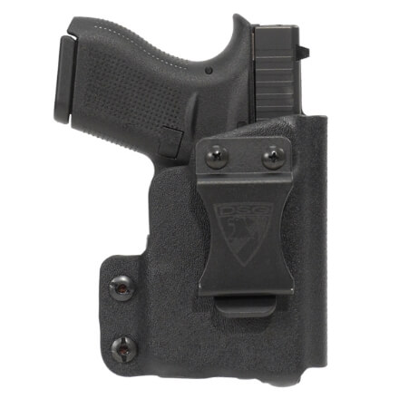 CDC Holster Glock 42 w/ TLR6 Right Hand-Black