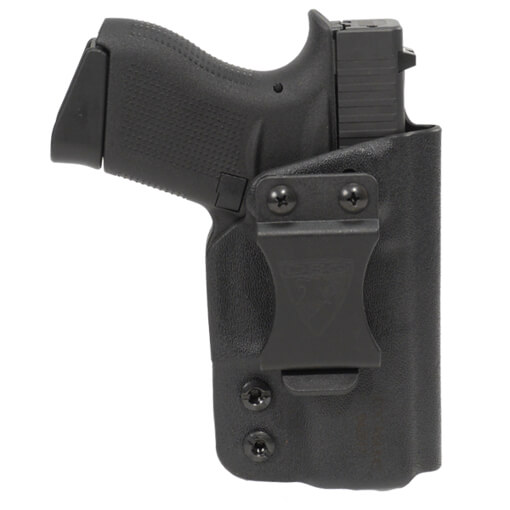 CDC Holster Glock 43/43X Right Hand - Black