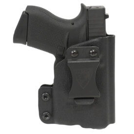 CDC Holster Glock 43/43X w/ TLR6 Right Hand - Black