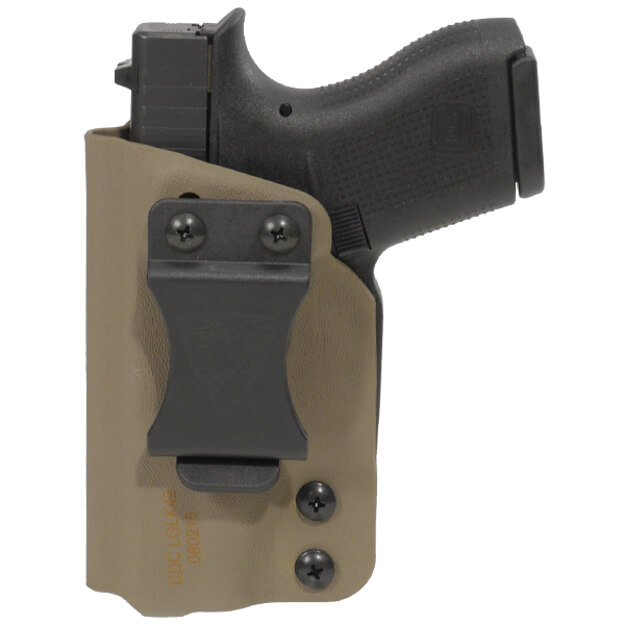 CDC Holster Glock 42 Left Hand - E2 Tan