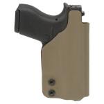 CDC Holster Glock 42 Left Hand - E2 Tan