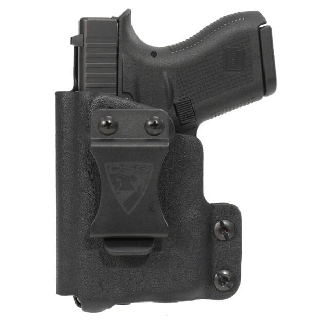 CDC Holster Glock 42 w/ TLR6 Left Hand-Black