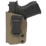 CDC Holster Glock 43/43X Left Hand - E2 Tan