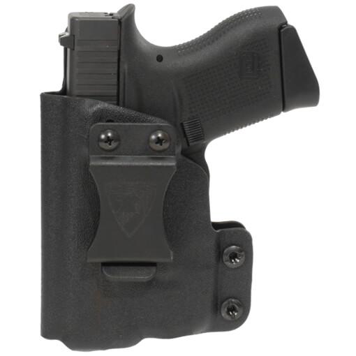 CDC Holster Glock 43/43X w/ TLR6 Left Hand - Black