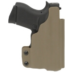 CDC Holster Glock 43/43X w/ TLR6 Left Hand - E2 Tan