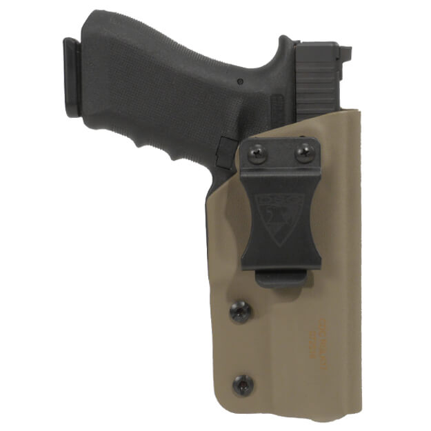 CDC Holster Glock 17/22/31/47 Right Hand - E2 Tan