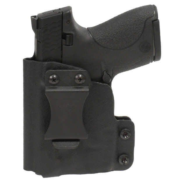 CDC Holster S&W M&P Shield w/ TLR6 Left Hand-Black