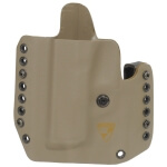 Alpha Holster Glock 19/23/32 Left Hand - E2 Tan