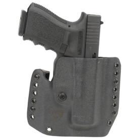 Alpha Holster Glock 19/23/32 Right Hand - Black