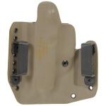 Alpha Holster Glock 19/23/32 Right Hand - E2 Tan