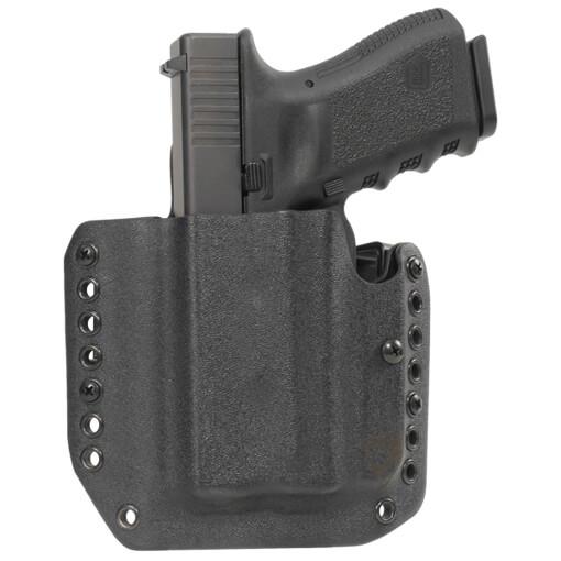 Alpha Holster Glock 19/23/32 w/XC1 Left Hand - Black