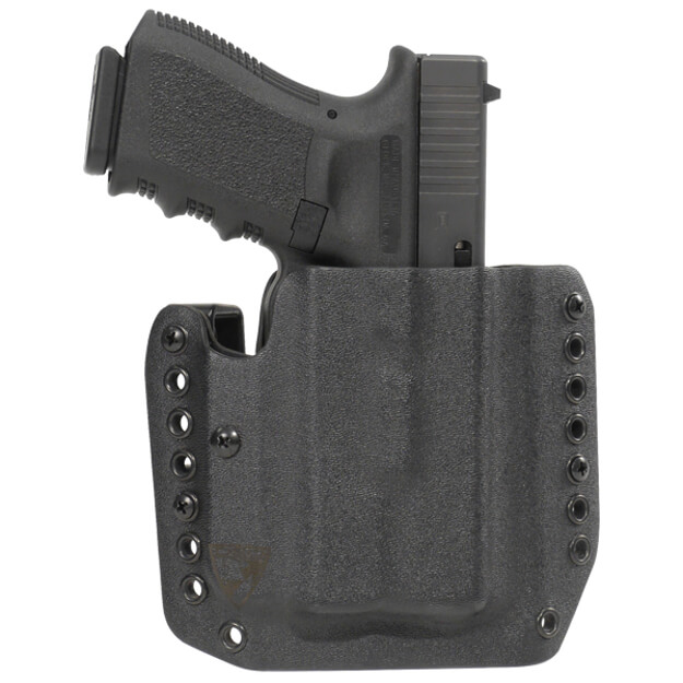 Alpha Holster Glock 19/23/32 w/XC1 Right Hand - Black