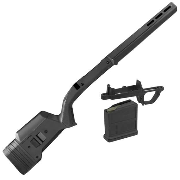 Magpul Hunter 700 LA Stock w/ Magwell - Black