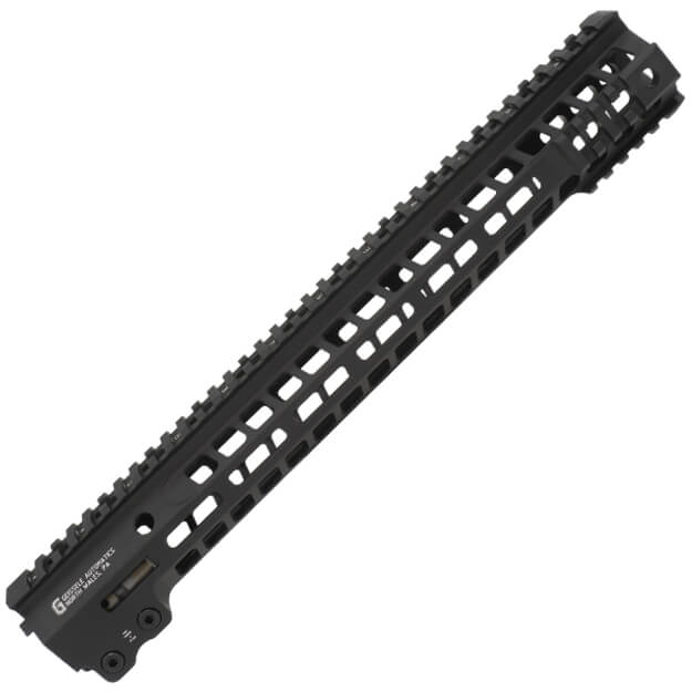 "Geissele 15"" Super Modular Rail MK13 - M-LOK - Black"