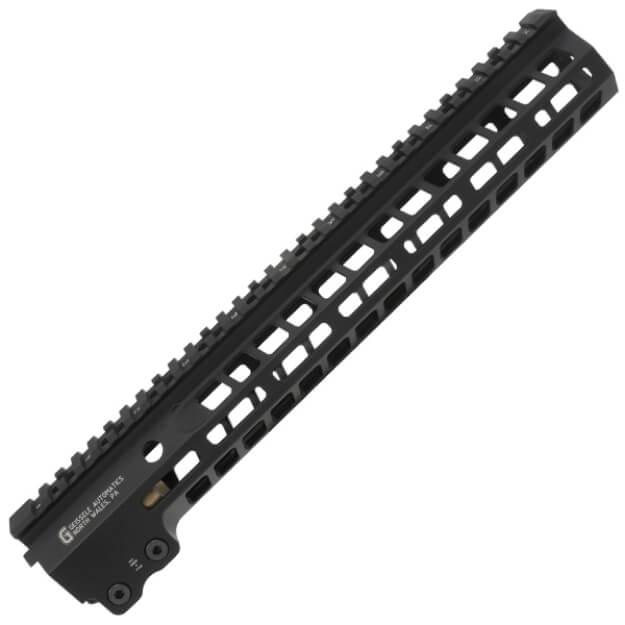 "Geissele 13.5"" Super Modular Rail MK14 - M-LOK - Black"